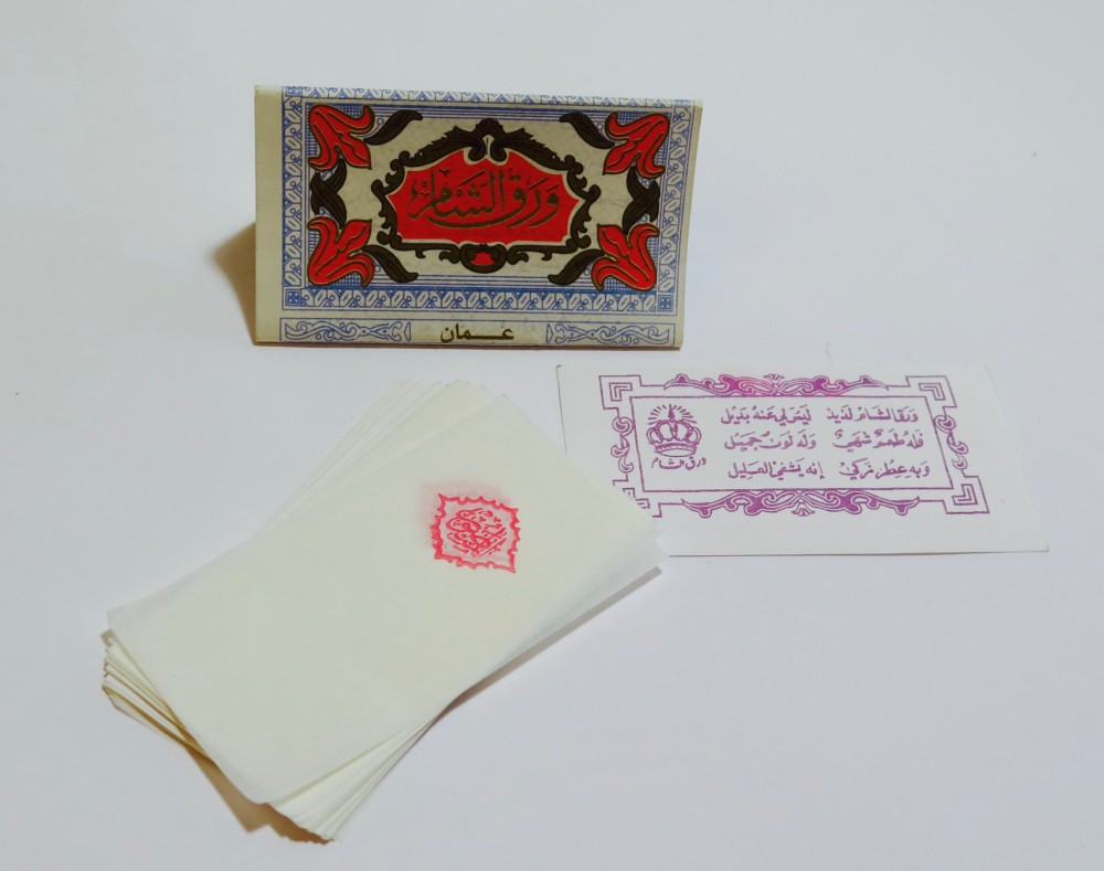 Rolling Paper for Cigarettes