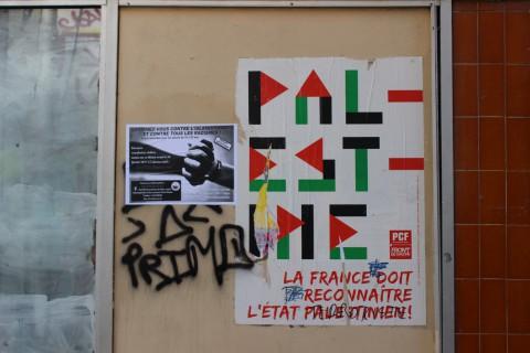 palestine poster paris